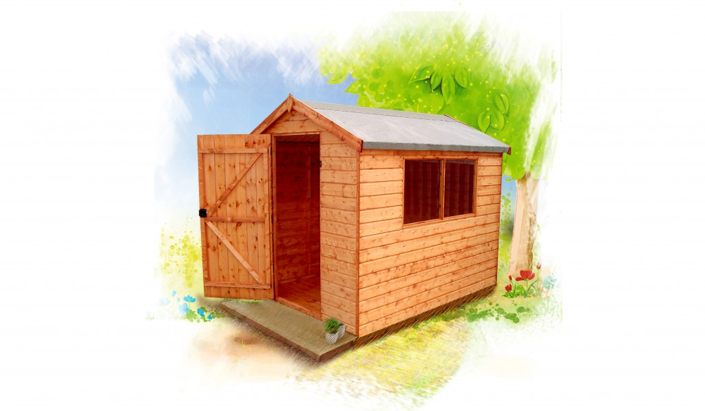 Albany Norfolk Shed 1 by Island Sheds