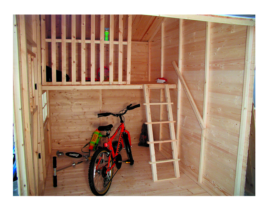 ASHCROFT INTERIOR by Island Sheds