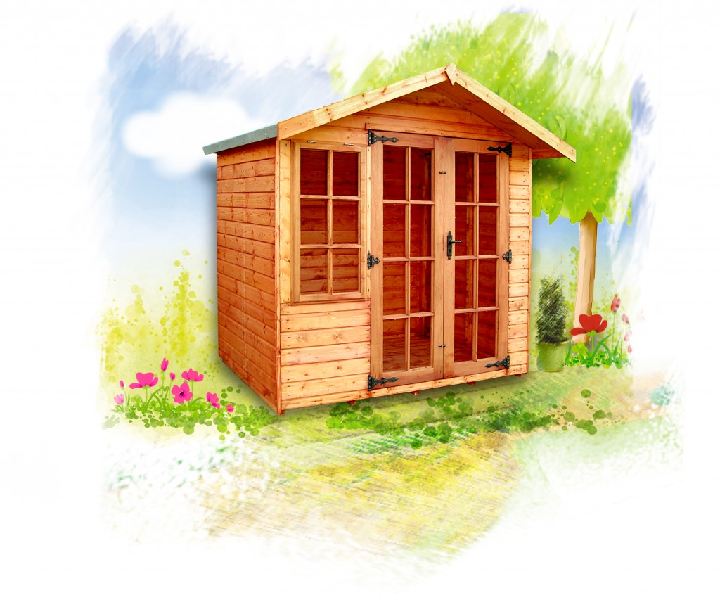 CLIPSTON SHED by Island Sheds