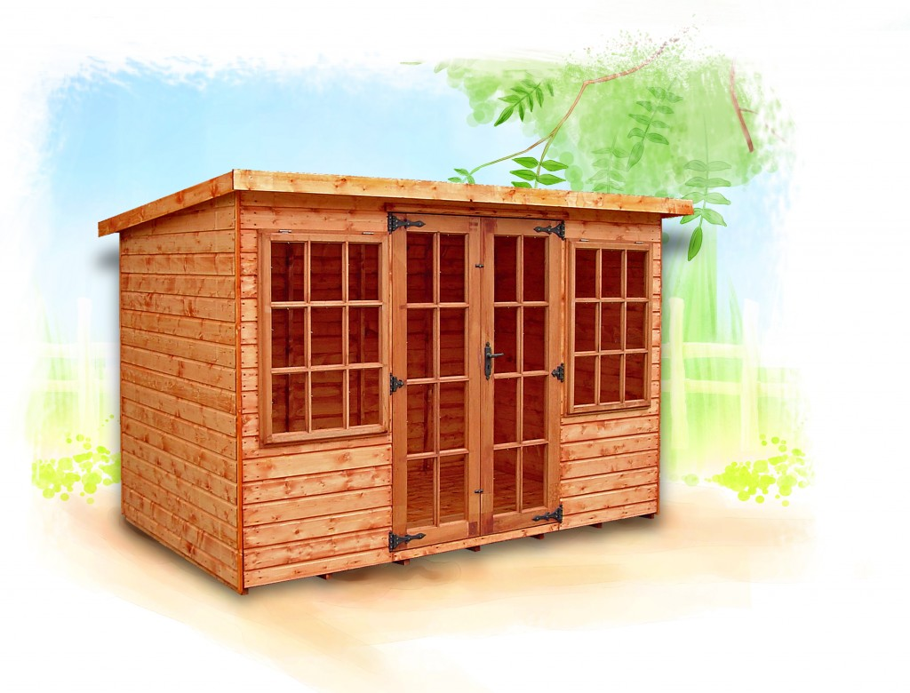 FARNDON SHED by Island Sheds