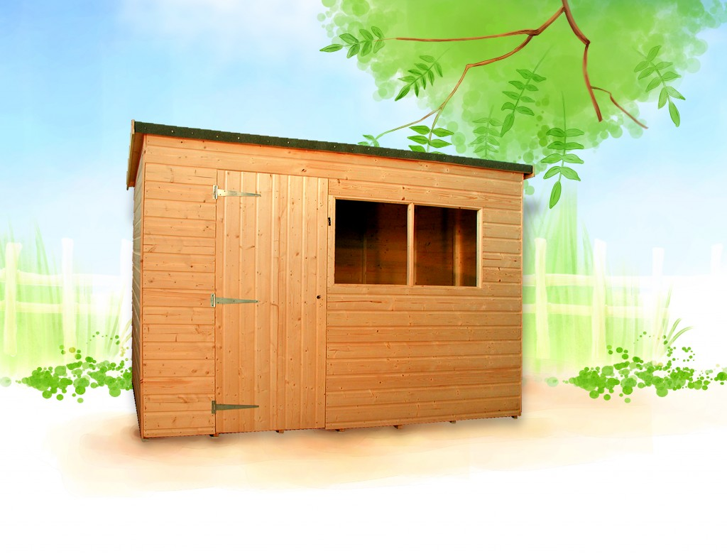 KENT 1 SHED by Island Sheds
