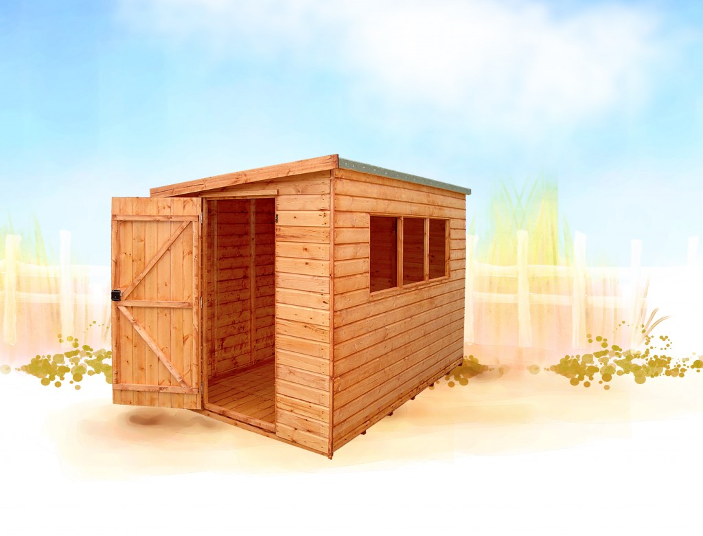 Kent Shed by Island Sheds