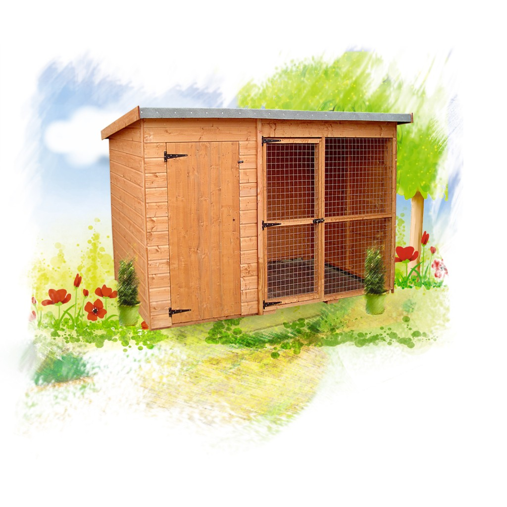 LAUGHTON STORAGE SHED by Island Sheds
