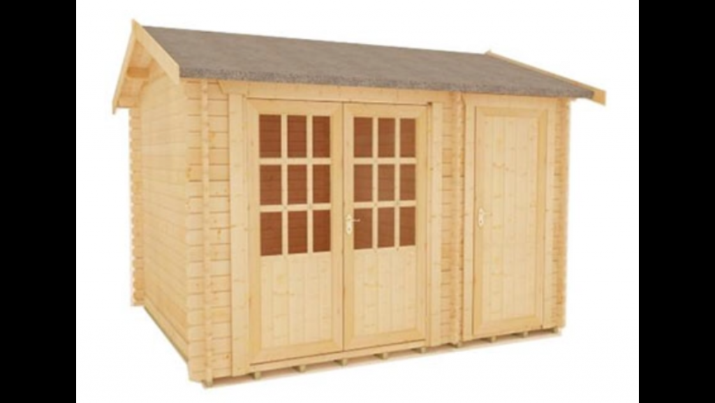 OXFORD SHED by Island Sheds
