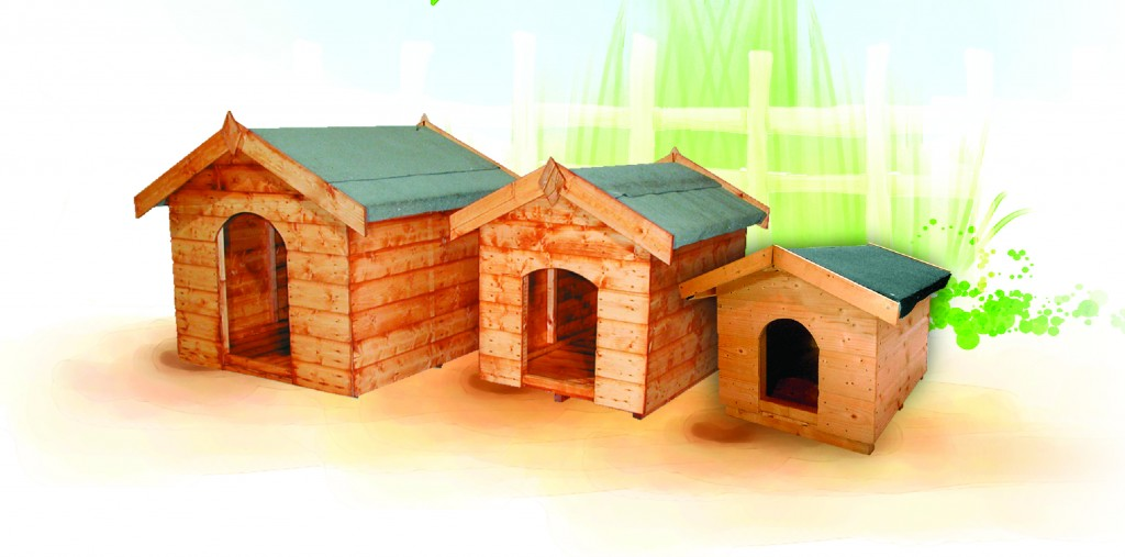 PUPPY KENNEL by Island Sheds